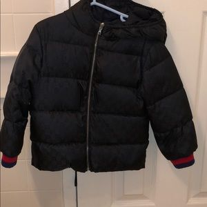 Bubble coat for toddlers